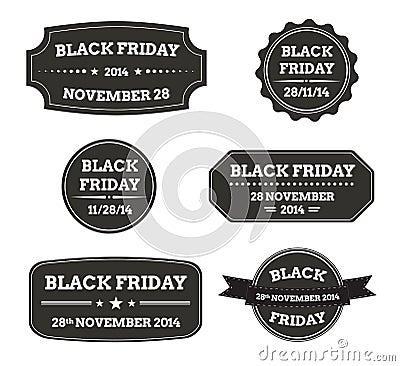 Black friday black labels