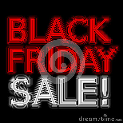 Free Black Friday Sale Banner Royalty Free Stock Photos - 49072208