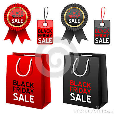 Free Black Friday Sale Collection Royalty Free Stock Photos - 26859798