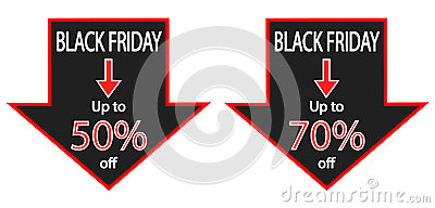 Black Friday Savings Ads