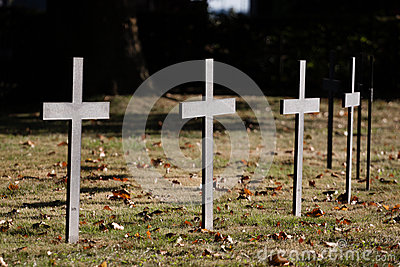 Black german war crosses