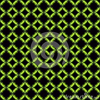 Black green circles 3