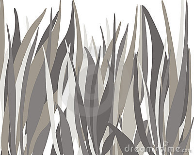Black, grey and tan thick grass background