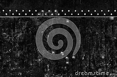 Black Grunge Wall