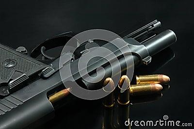 blackguns black guns bullets - photo #24