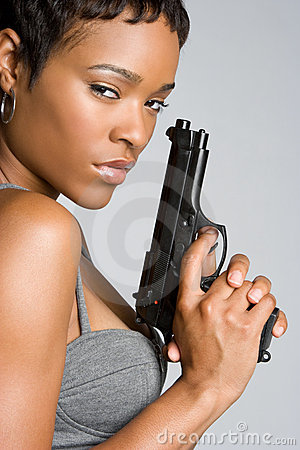 black single women in rifle Checkout the hottest girls and guns with cool photos in various poses carrying some of the newest hand guns and firearms.