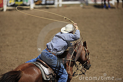 Black Hills Roundup Rodeo Editorial Photography