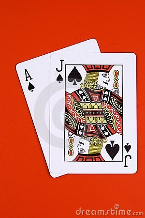 Free Black Jack Royalty Free Stock Images - 1678229