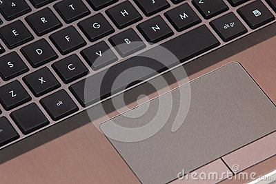 Keyboard and touch-pad