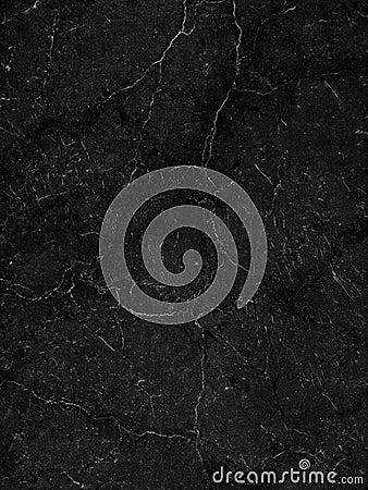 Black Large marble texture