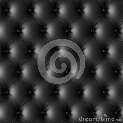 Free Black Leather Upholstery Pattern Stock Images - 41417344