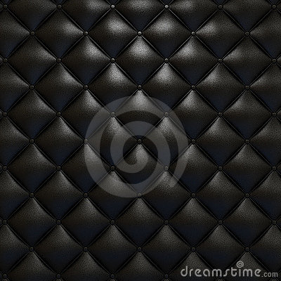 Free Black Leather Upholstery Texture Royalty Free Stock Image - 22434456