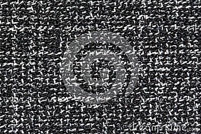 Black linen canvas texture