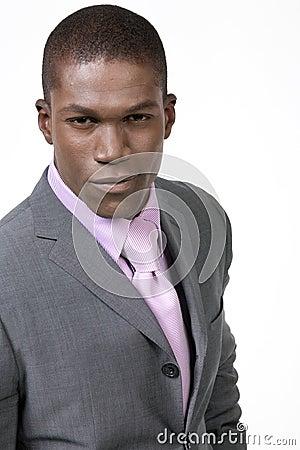 Free Black Man Royalty Free Stock Image - 1723226