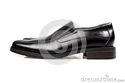 Black man s shoes.