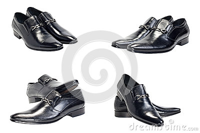 Black man s shoes