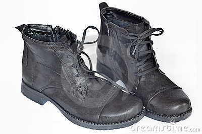 Black men s shoes