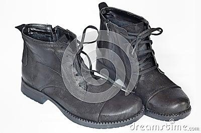 Black men s shoes