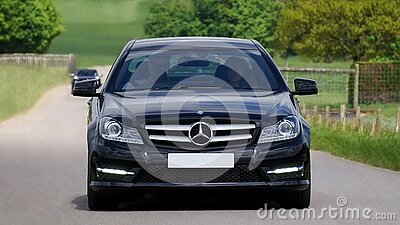 Black Mercedes Benz Car On Grey Asphalt Road During Daytime Free Public Domain Cc0 Image