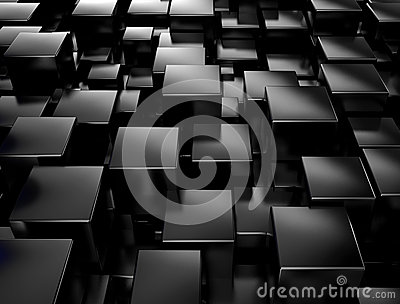 Black metallic background