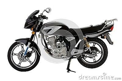 Black_motorbike