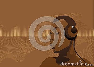 Black musicwoman