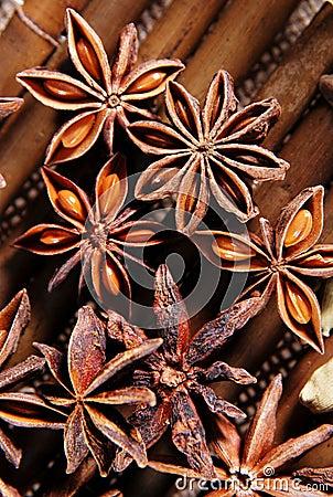 Black pepper and  bay leaf
