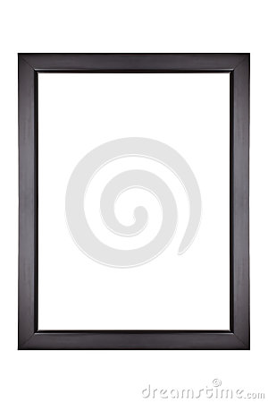 Free Black Picture Frame Royalty Free Stock Photo - 28589175