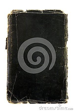 Black piece of paper