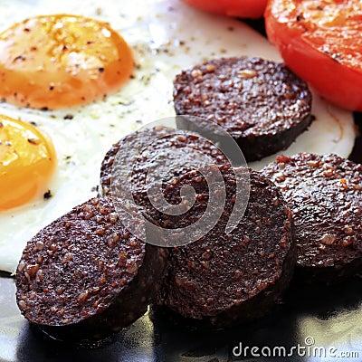 Black Pudding Breakfast