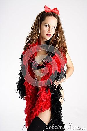 Black & Red No.6