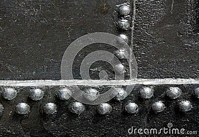 Black Rivet Joints