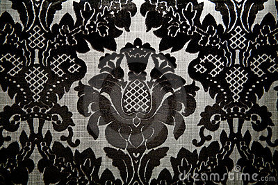 Black royal motif