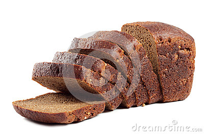 Black rye bread useful