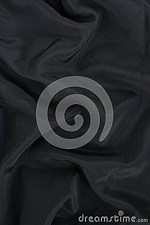 Free Black Satin Background Royalty Free Stock Photos - 5201218
