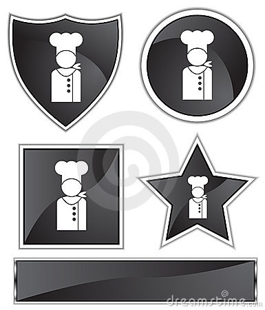 Black Satin - Chef