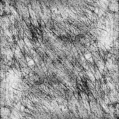 Black Scratched Grungy Texture Background Stock ...