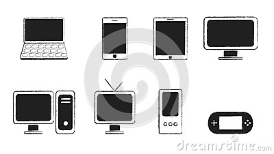Black series electronics