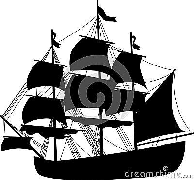 Black ship 3