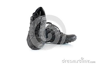 Black Sport Shoes