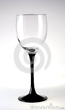 Black Stem Glass