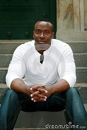 Black student at the University