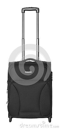 Free Black Suitcase Royalty Free Stock Images - 26454669