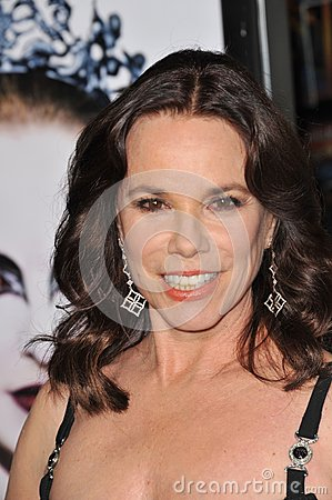 Black Swan,Barbara Hershey Editorial Stock Photo