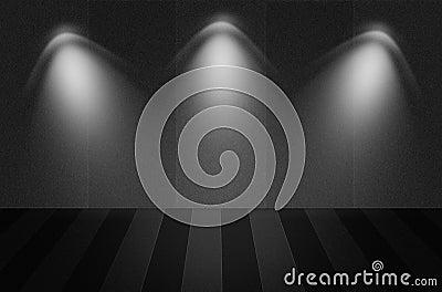 Black texture scene or background