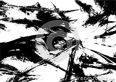 Black Textures Vector