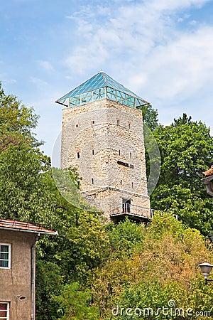 Free Black Tower In Brasov, Transylvania, Romania Royalty Free Stock Image - 29153036