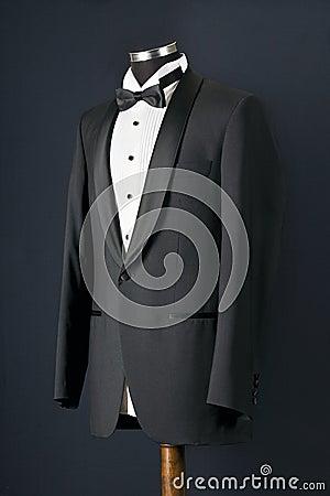 Free Black Tuxedo Royalty Free Stock Image - 28320936