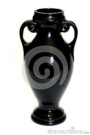 Free Black Vase Stock Photos - 5213383