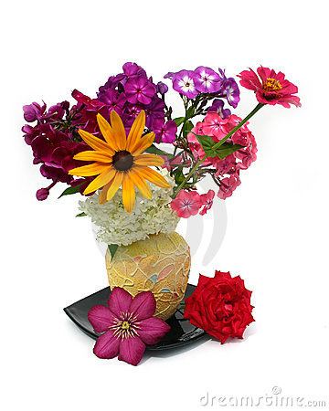 Free Black Vase Stock Photography - 6241852